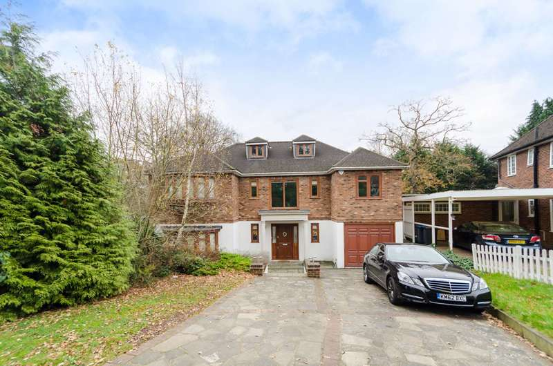 6 Bedrooms Detached House for rent in Henley Drive, Coombe, KT2