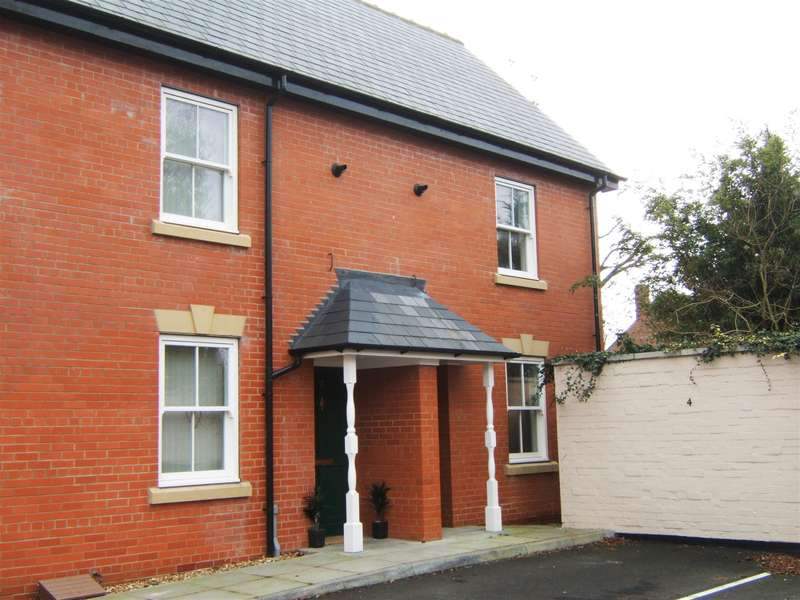 3 Bedrooms End Of Terrace House for rent in Cheshire Court, Woodhall Spa, , LN10 6RU