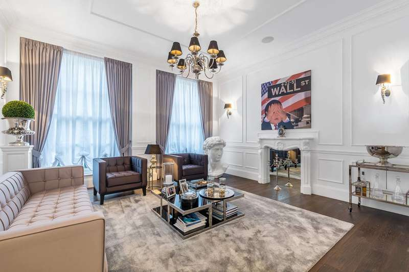 4 Bedrooms House for sale in Chepstow Road, Notting Hill, W2