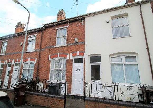 3 Bedrooms Terraced House for sale in Holloway Street, Wolverhampton