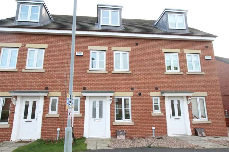3 Bedrooms Terraced House for sale in Studley Drive, Spennymoor, DL16