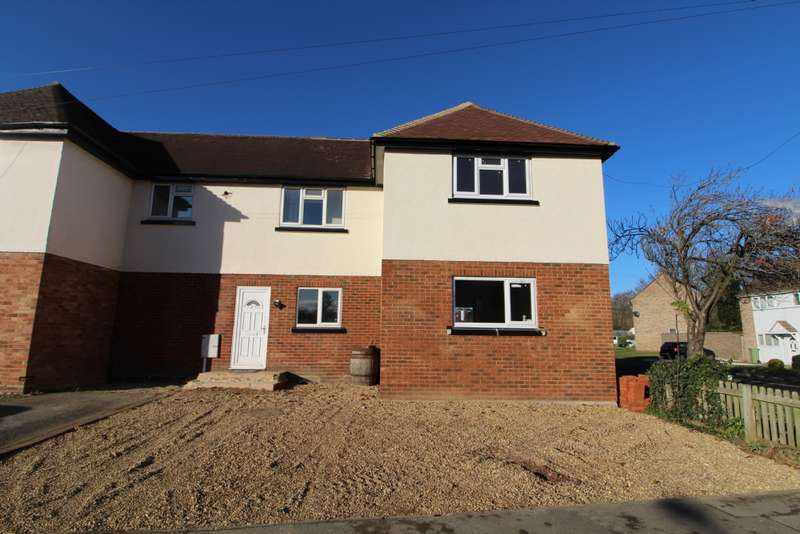 4 Bedrooms End Of Terrace House for sale in Annesley Road, Newport Pagnell, Buckinghamshire
