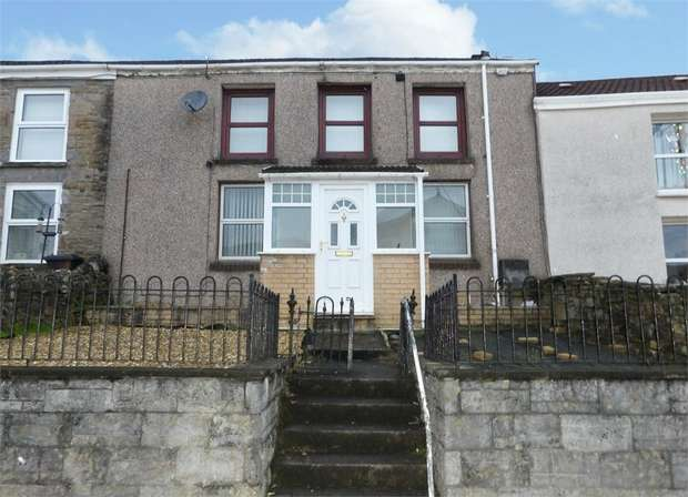 3 Bedrooms Terraced House for sale in Wern Road, Ystalyfera, Swansea, West Glamorgan