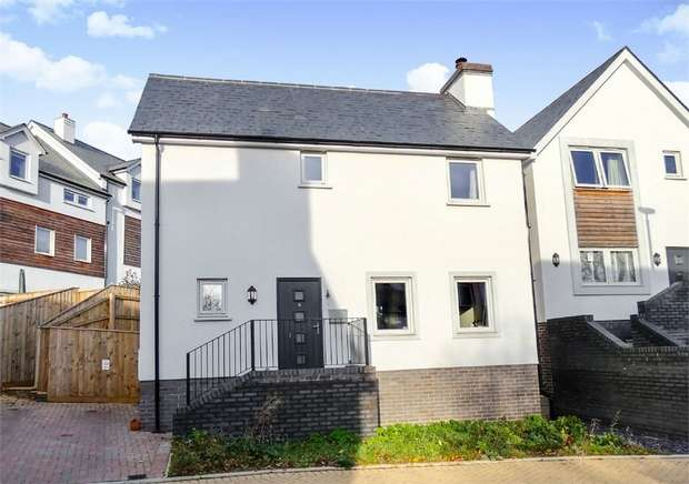 2 Bedrooms Detached House for sale in Summer Meadow, Lympstone, Exmouth, Devon