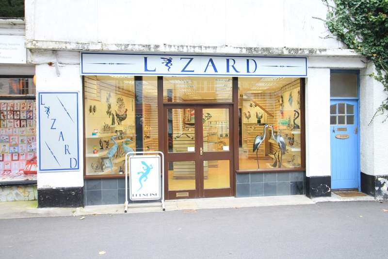 Retail Property (high Street) Commercial for sale in Polperro