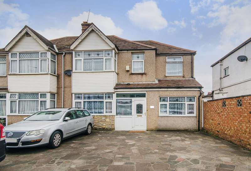 6 Bedrooms Semi Detached House for sale in Church Road, Northolt, UB5