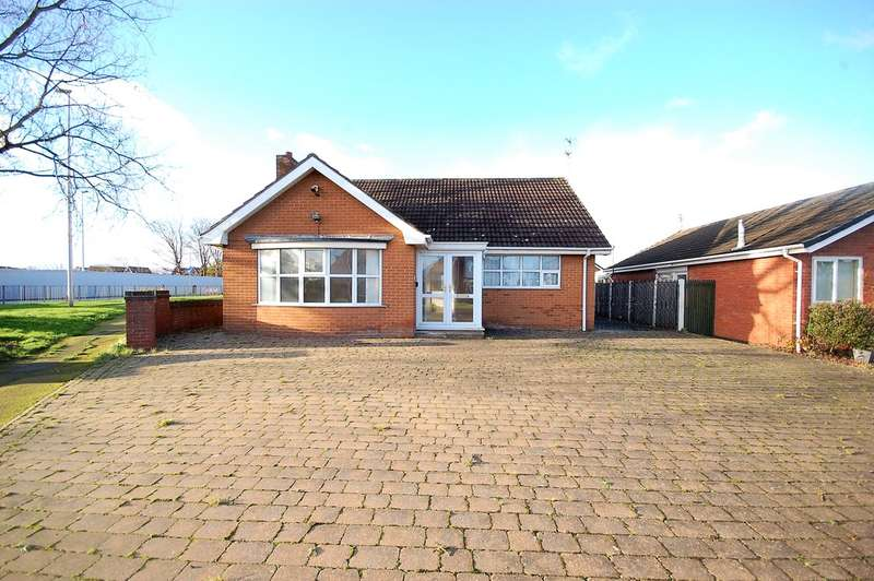 2 Bedrooms Detached Bungalow for sale in Blossom Avenue, Blackpool