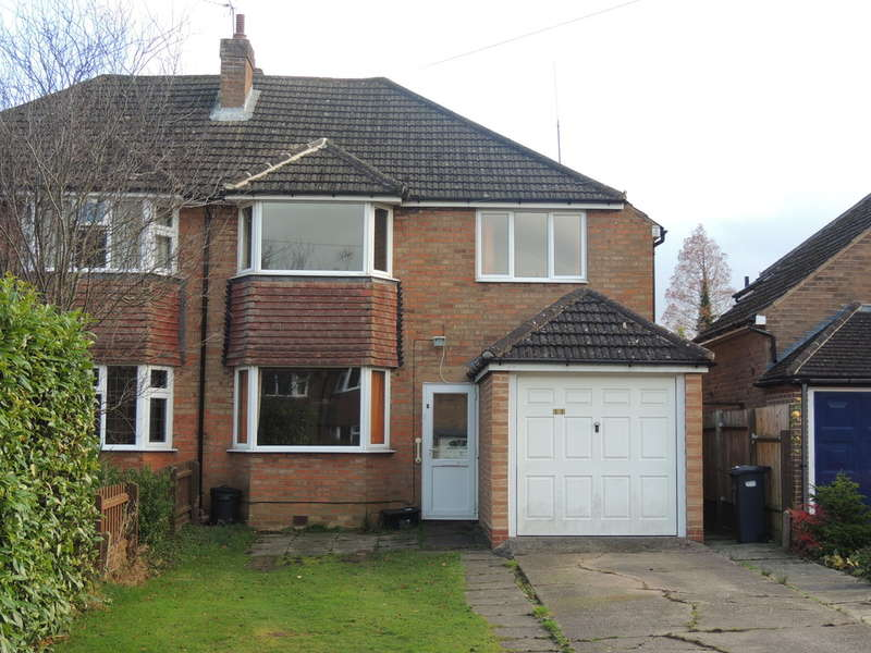 3 Bedrooms Semi Detached House for sale in Newbold Close, Bentley Heath, Solihull