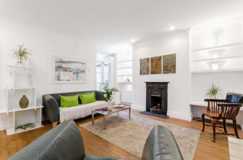 2 Bedrooms Flat for sale in Ongar Road, West Brompton, SW6