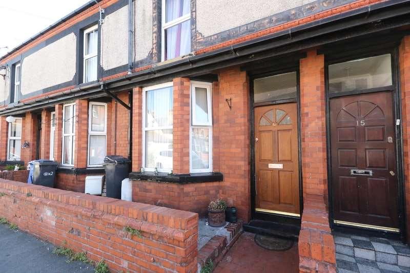 2 Bedrooms Terraced House for sale in Hafod Road, Prestatyn, Denbighshire, LL19