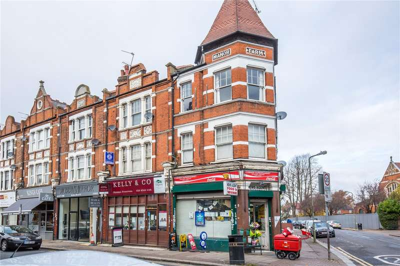 2 Bedrooms Apartment Flat for sale in Hendon Lane, Church End, London, N3