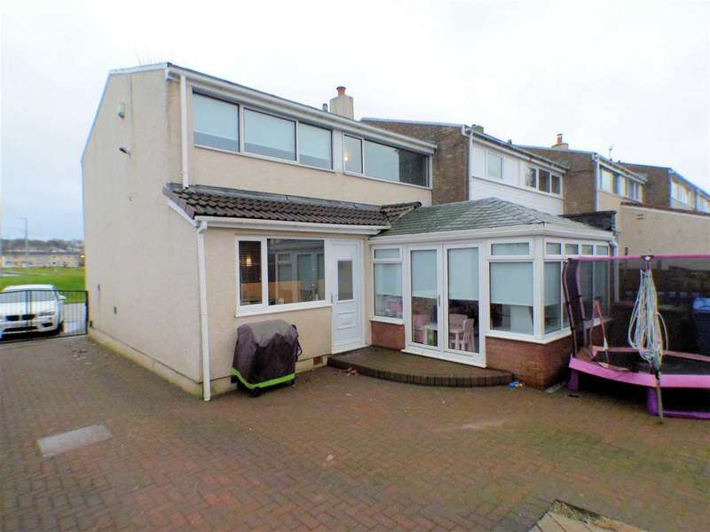 3 Bedrooms End Of Terrace House for sale in St Vincent Place, EAST KILBRIDE