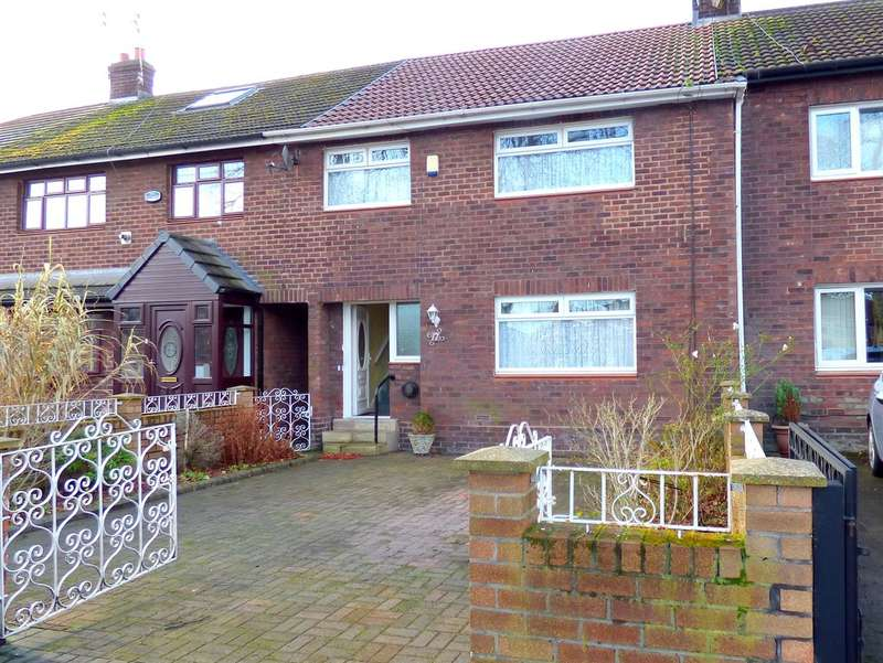 3 Bedrooms Terraced House for sale in Glendevon Road, Huyton, Liverpool