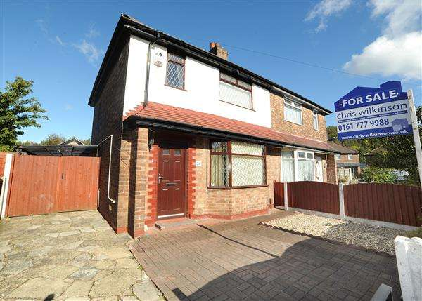 3 Bedrooms Semi Detached House for sale in 28 Laburnum Road, Cadishead, M44 5AS