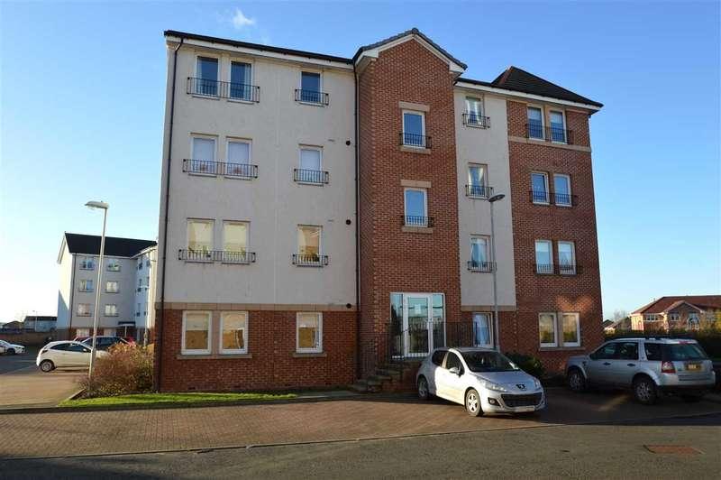 1 Bedroom Apartment Flat for sale in 59 John Muir Way, Motherwell - 1 bedroom 2nd floor flat