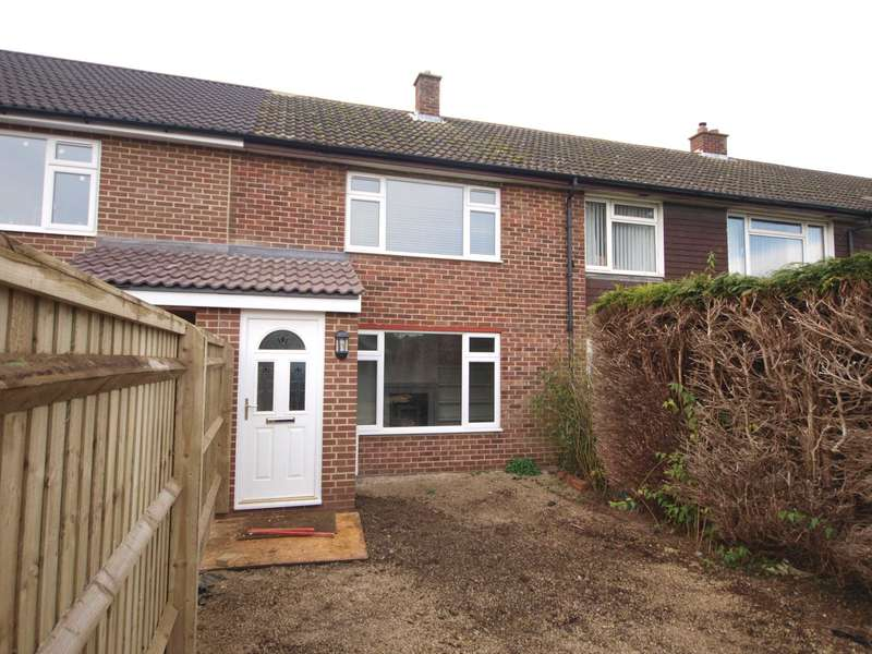 2 Bedrooms Terraced House for sale in Villiers Road, Bicester