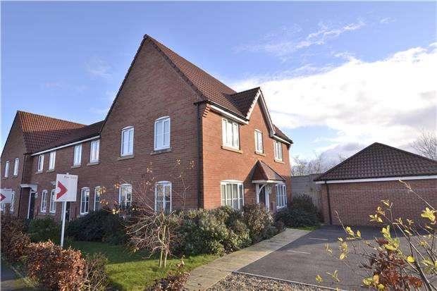 3 Bedrooms End Of Terrace House for sale in Wellow Lane, Peasedown St John, Bath, BA2 8JS