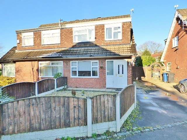 3 Bedrooms House for sale in Lindsworth Close, Great Sankey, Warrington