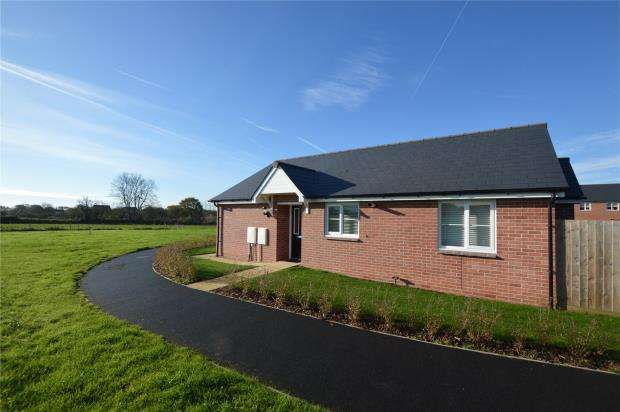 2 Bedrooms Detached Bungalow for sale in Vineton Place, Feniton, Honiton, Devon
