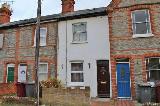 2 Bedrooms Terraced House for sale in Norton Road, Reading