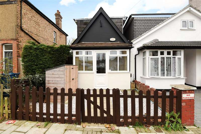 1 Bedroom Semi Detached House for sale in Vaughan Road, Harrow, Middlesex, HA1