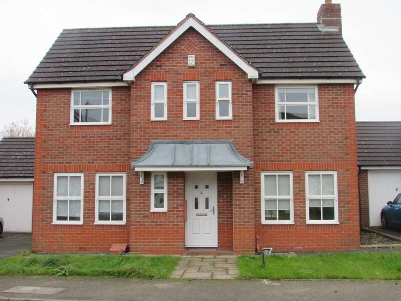 3 Bedrooms Detached House for rent in Rowan Close, Sutton Coldfield