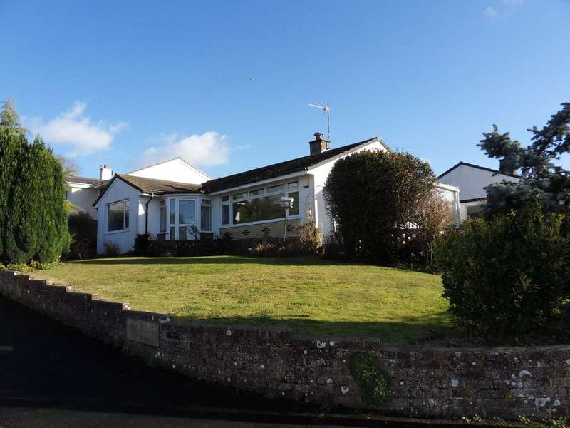 2 Bedrooms Detached Bungalow for sale in Vale Close, Galmpton, Brixham