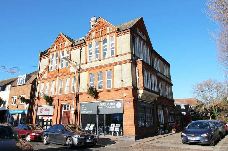 2 Bedrooms Flat for sale in Highbridge Street, Waltham Abbey