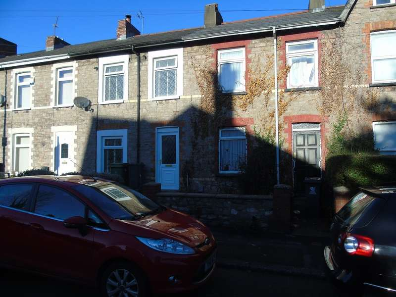 2 Bedrooms Terraced House for sale in Mill Road, Ely, Cardiff