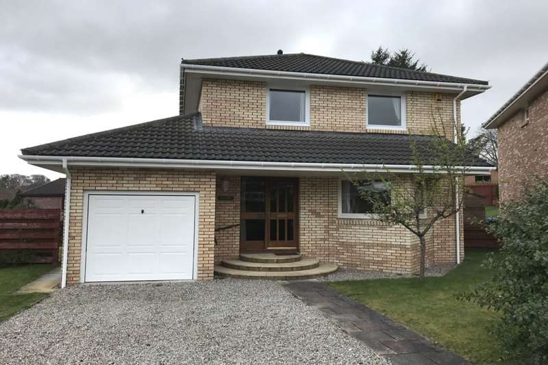 4 Bedrooms Detached House for rent in Moray Park Lane, Culloden, Inverness, IV2