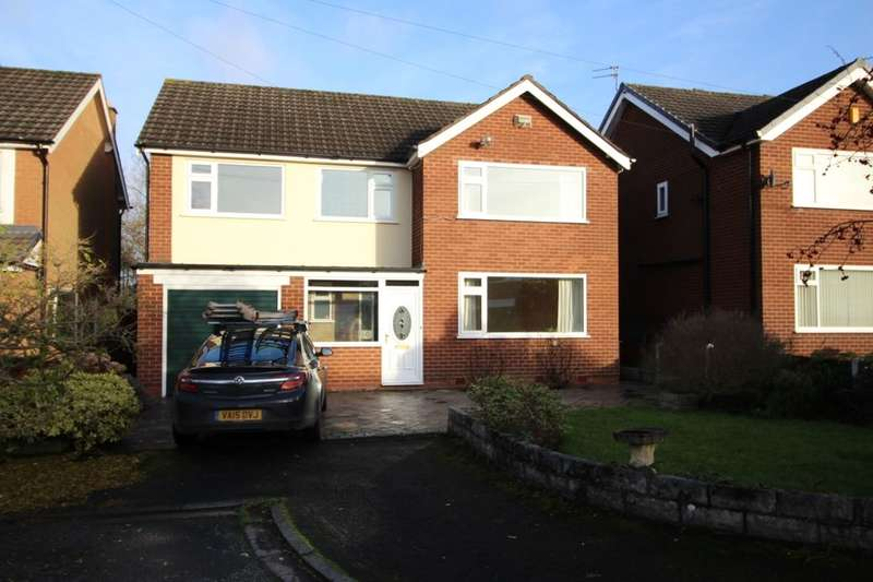 4 Bedrooms Detached House for rent in Hursthead Road, Cheadle Hulme, Cheadle, SK8