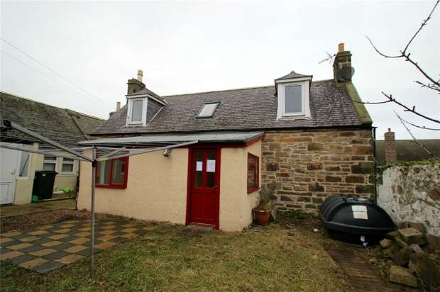 2 Bedrooms Detached House for sale in Grant Lane, Burghead, Moray