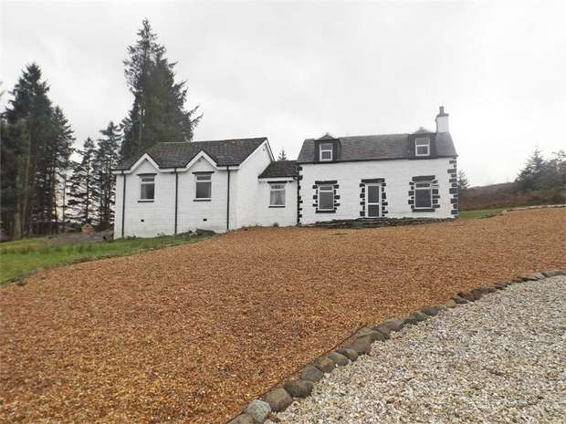 3 Bedrooms Detached Bungalow for sale in Loch Doon, Dalmellington, Ayr