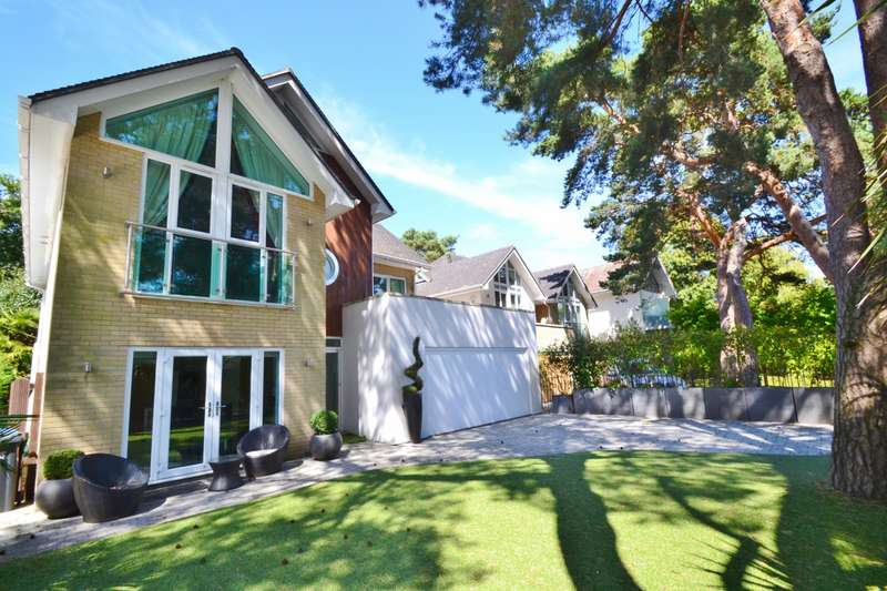 5 Bedrooms Detached House for rent in Canford Cliffs