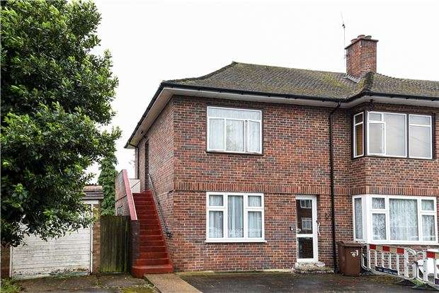 2 Bedrooms Maisonette Flat for sale in Rowan Close, LONDON, SW16 5JD