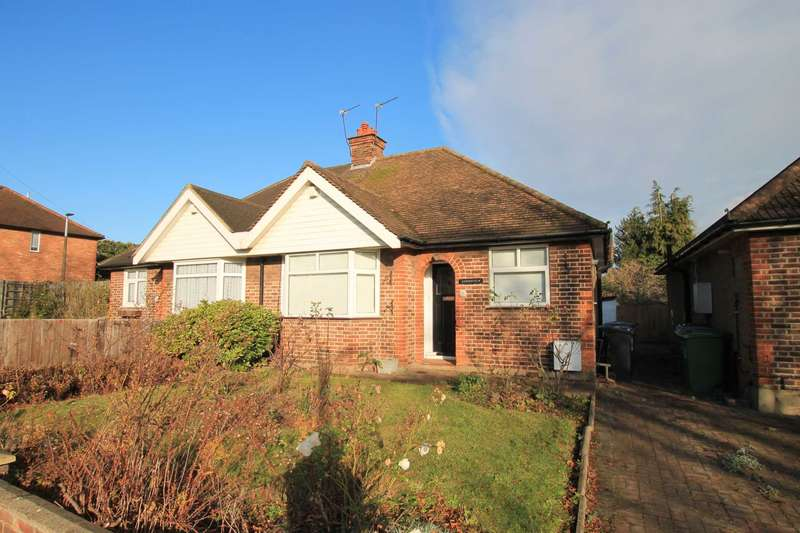 2 Bedrooms Semi Detached Bungalow for rent in Balmoral Road, Watford