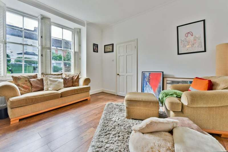 3 Bedrooms Terraced House for sale in Ruthin Road, London SE3