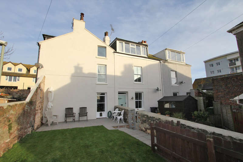 3 Bedrooms Terraced House for sale in Westcliff, Teignmouth