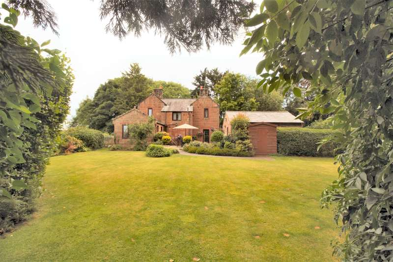 4 Bedrooms Detached House for sale in Quarry Road, Neston, Cheshire, CH64 7UA
