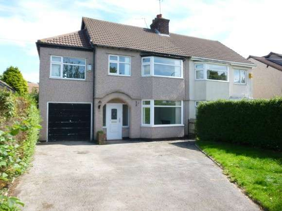 4 Bedrooms Semi Detached House for rent in Pensby Road, Heswall, Wirral