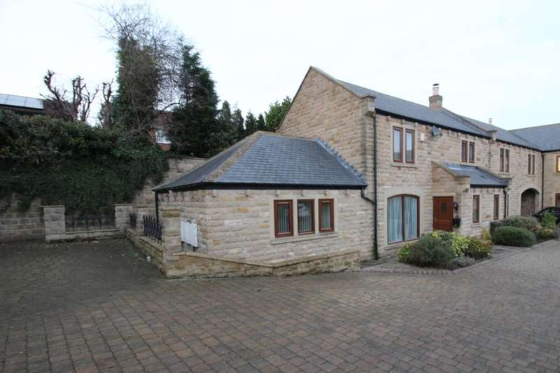 4 Bedrooms Terraced House for sale in Manor Court, Normanton, WF6
