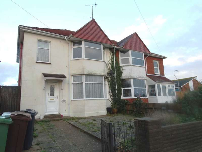 3 Bedrooms Semi Detached House for sale in Roselands Avenue, Eastbourne