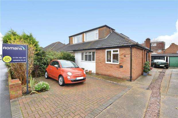 4 Bedrooms Semi Detached Bungalow for sale in Horsham Road, Feltham, Bedfont