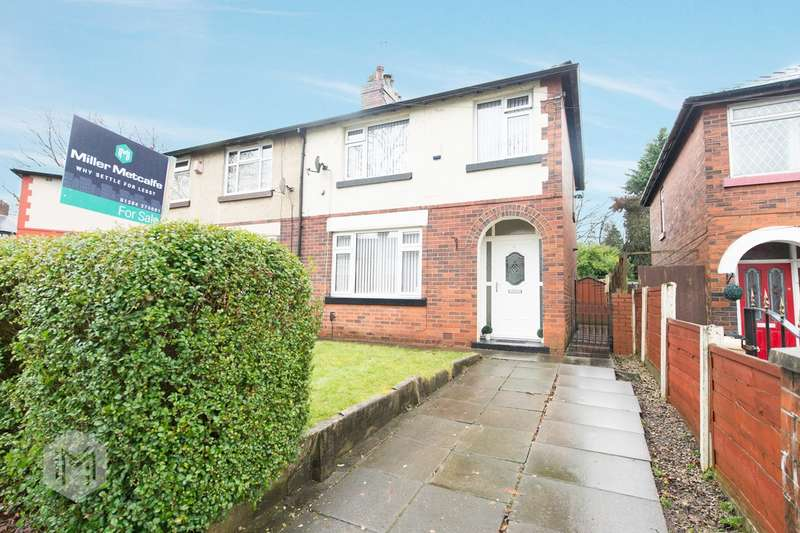 3 Bedrooms Semi Detached House for sale in Harper Green Road, Farnworth, Bolton, BL4