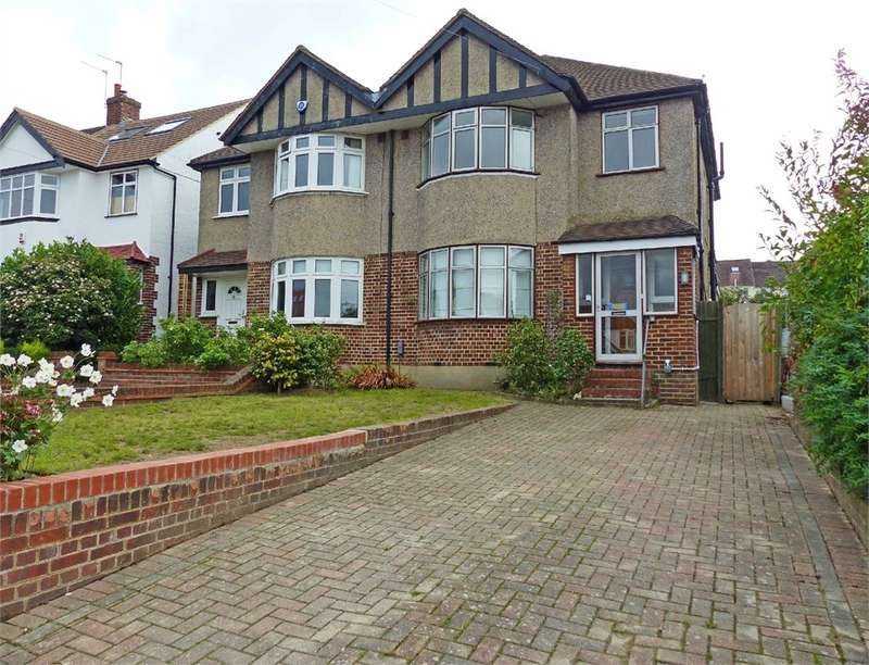 3 Bedrooms Semi Detached House for rent in Wickham Chase, WEST WICKHAM, BR4
