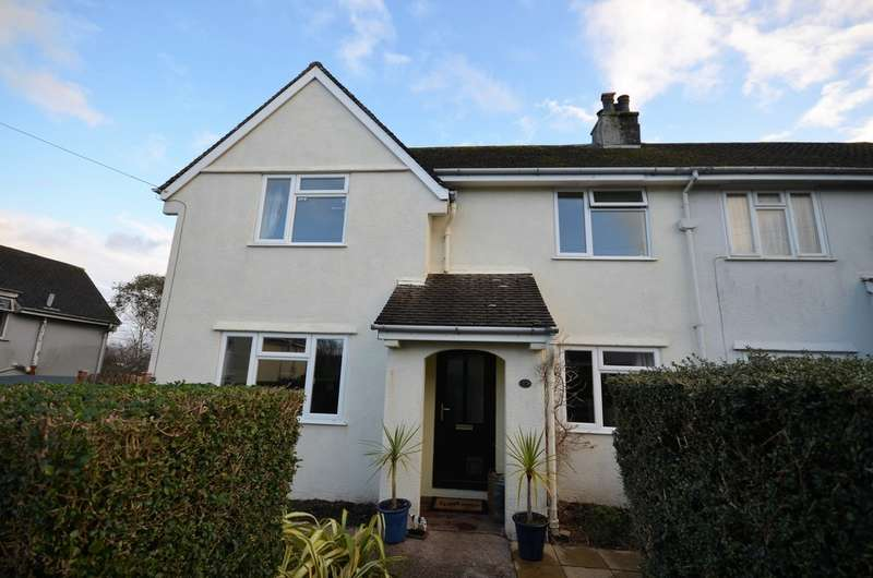 3 Bedrooms Semi Detached House for sale in Beaconsfield Place, St. Agnes