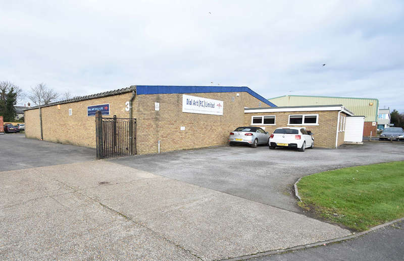 Warehouse Commercial for sale in 3 Airfield Way, Christchurch, BH23 3PE