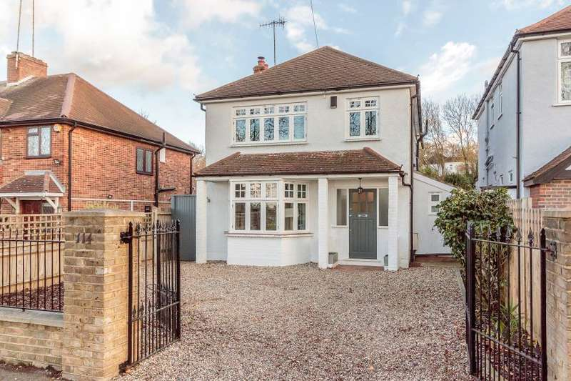 5 Bedrooms Detached House for sale in Park Road, Kingston upon Thames KT2