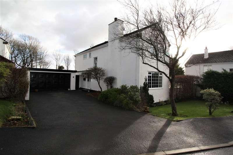 4 Bedrooms Detached House for sale in Maes Y Coed, Llangefni