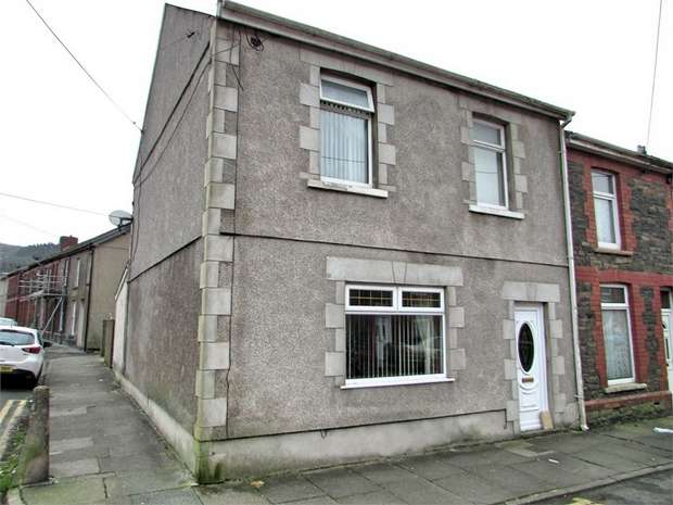 4 Bedrooms End Of Terrace House for sale in John Street, Resolven, Neath, West Glamorgan